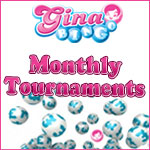 Monthly tourney means big wins at Gina Bingo