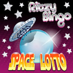 Ritzy Bingo blast you into space