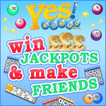 Be Warm and Winning This Weekend at Yes Bingo